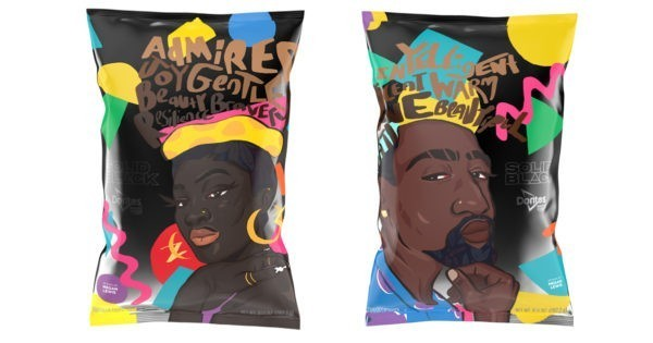Photo of The Meaning Behind These Gorgeous Limited-Edition Doritos Bags