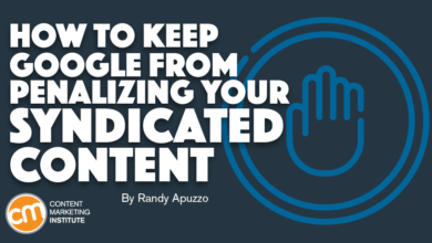Photo of How to Keep Google From Penalizing Your Syndicated Content