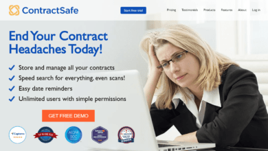 Photo of Best Contract Management Software