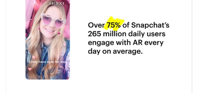 Photo of Snapchat Shares New Research into How AR Campaigns are Driving Conversion