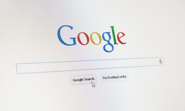 Photo of Google Search notice warns searchers when results are new and possibly unreliable