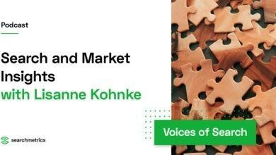 Photo of Search & Market Insights — Lisann Kohnke // Searchmetrics