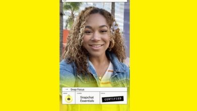 Photo of Snapchat Offers New Ads Certification Recognition via its Snap Focus Education Platform