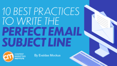 Photo of 10 Best Practices to Write the Perfect Email Subject Line