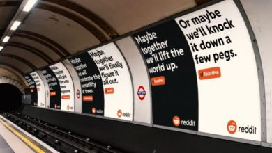 Photo of Reddit Marks Anniversary of Opening UK Office With Brand Marketing Campaign