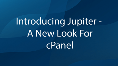 Photo of Introducing Jupiter – A New Look For cPanel