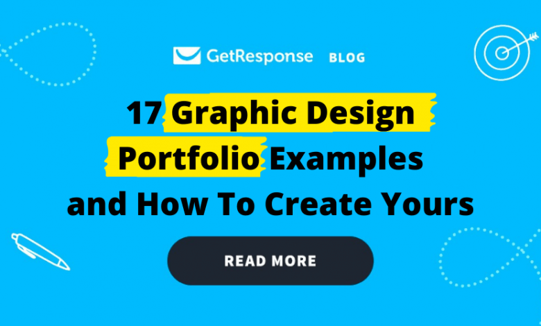 Photo of 17 Graphic Design Portfolio Examples and How To Create Yours