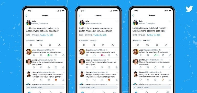Photo of Twitter Looks to Improve its Recommendation Systems by Asking Users to Up and Downvote Replies