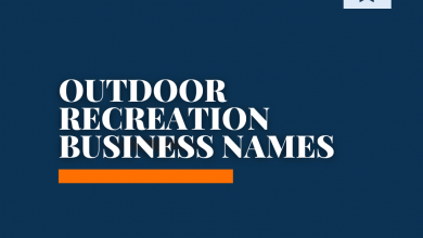 Photo of 259+ Best Outdoor Recreation Business names