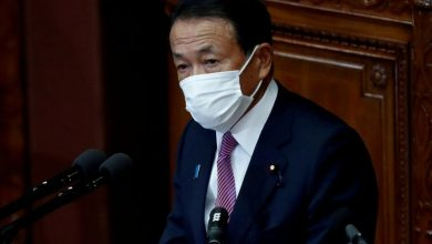 Photo of Japan's Aso urges joint monetary, fiscal policies to spur inflation