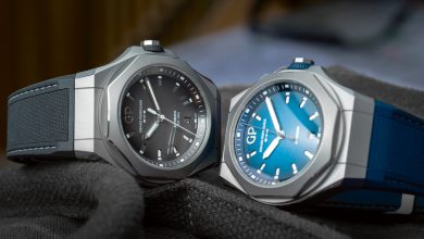 Photo of Girard-Perregaux Unveils Limited Edition Laureato Absolute Ti 230 Watch