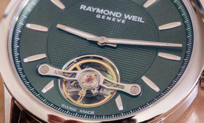 Photo of Watch Review: Raymond Weil Freelancer RW1212