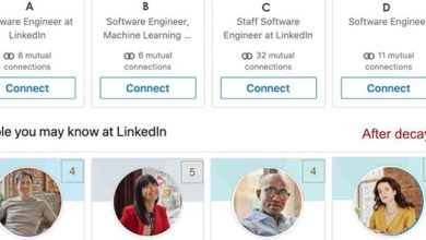 Photo of LinkedIn Updates 'People You May Know' Recommendations to Help Maximize Connection Opportunities