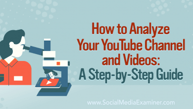 Photo of How to Analyze Your YouTube Channel and Videos: A Step-by-Step Guide
