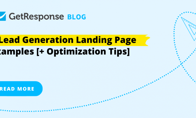 Photo of 7 Lead Generation Landing Page Examples [+ Optimization Tips]