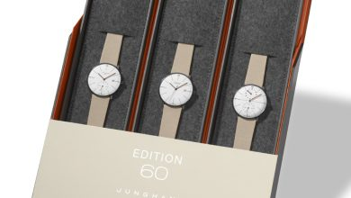 Photo of Celebrate Six Decades Of Max Bill With Junghans Max Bill Edition Set 60