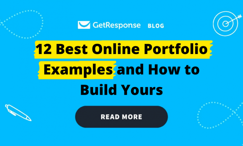 Photo of 12 Best Online Portfolio Examples and How to Build Yours