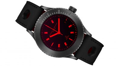 Photo of Maurice de Mauriac Debuts Limited-Edition L2 Red Sea Dive Watch